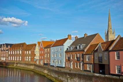 Norwich Quayside