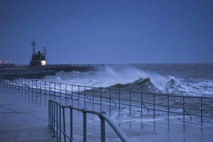 Gorleston-on-Sea Storm Imogen