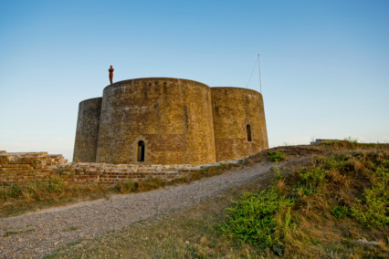 Martello Tower , Aldeburgh