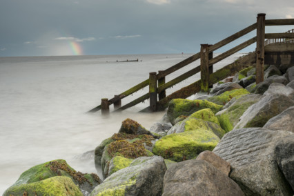 Corton Beach Rainbow