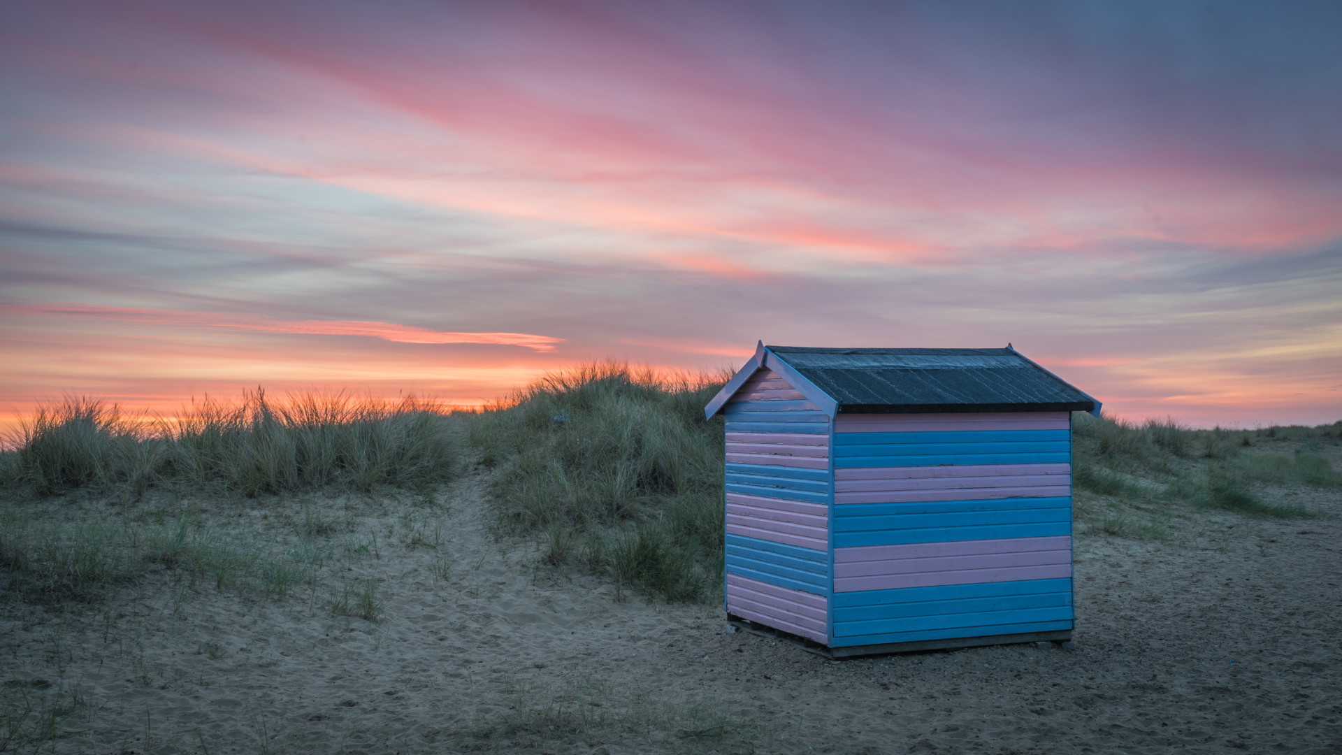 Great Yarmouth Beach, Norfolk