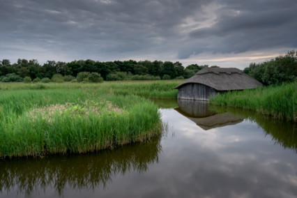 Hickling Broad - Boathouse