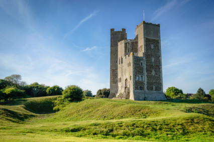 Orford Castle, Orford