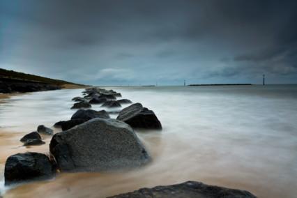 Sea Palling Rocks