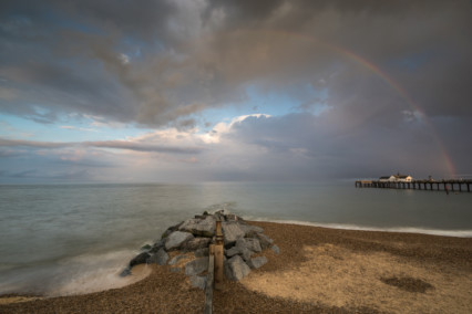 Sea Rainbow at Southwold