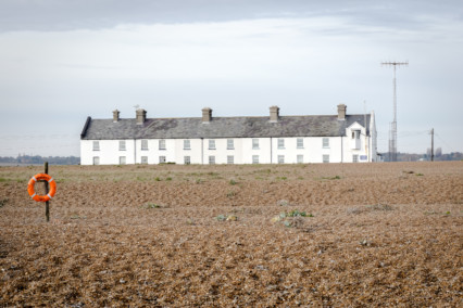 Shingle Street Cottages
