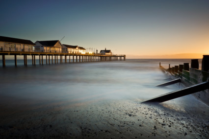 Southwold Pier at Sunrise