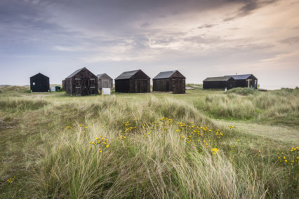 Winterton-on-Sea Boat Sheds