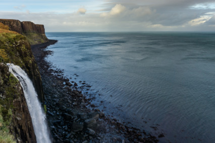 Kilt Rock and Mealt Falls, Isle of Skye