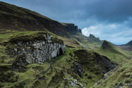 The Quiraing last light