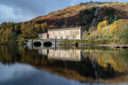 Sloy Dam, Loch Lomond