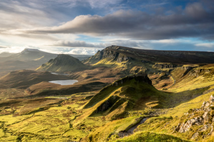 Trotternish Peninsula, Isle of Skye