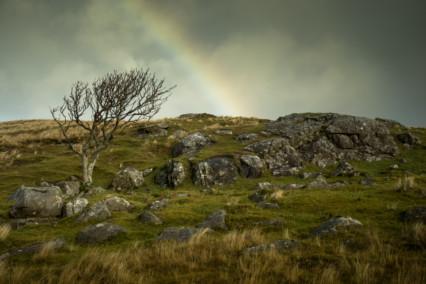 Rainbow, Isle of Skye