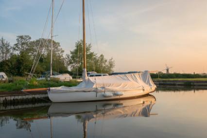 Boat at Thurne