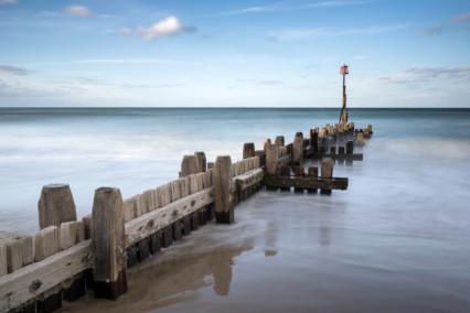 Mundesley Beach Groyne