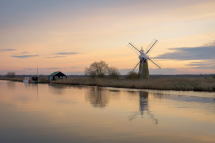 St Benets Drainage Mill